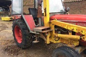 Zetor 6718 - SOLD FOR £1375